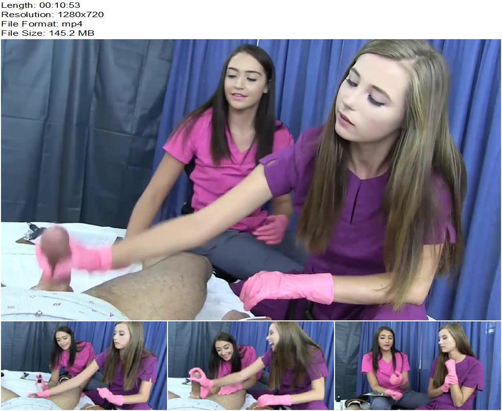 2 Beautiful Nurses Milking preview