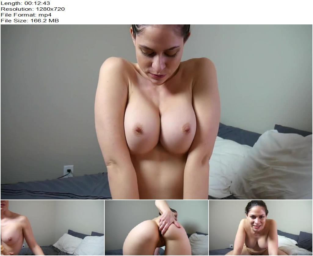 Ashley Alban – Fucking Your Ass for Ashley - Dildo, Female Domination
