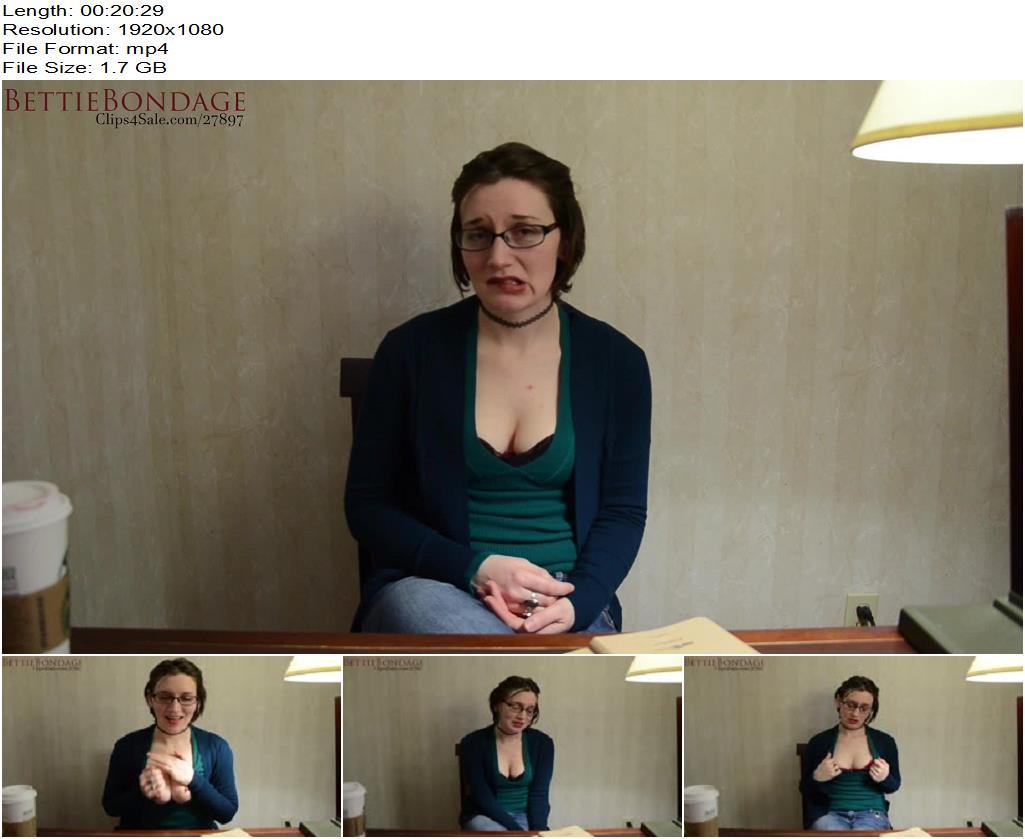 Bettie Bondage – Mom Found Your Taboo Porn Stash - Instructions, Huge Boobs