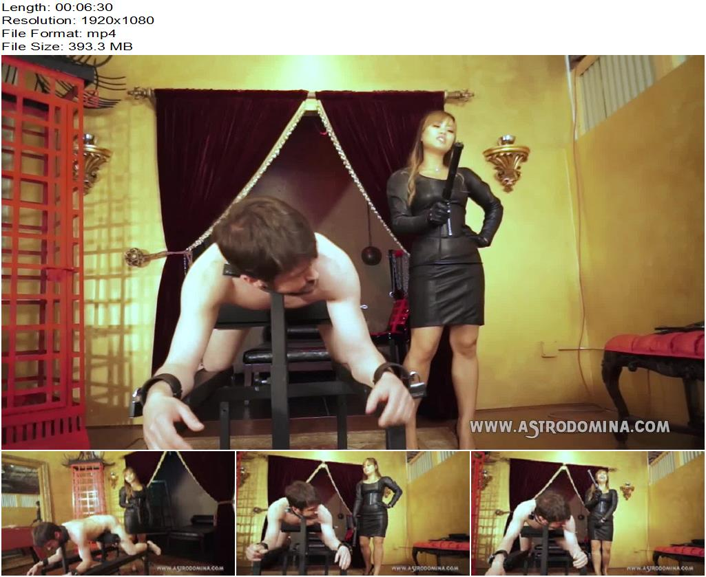 AstroDomina – SAY MOO TO THE CATTLE PROD feat AstroDomina - Female Domination, Asian Princess
