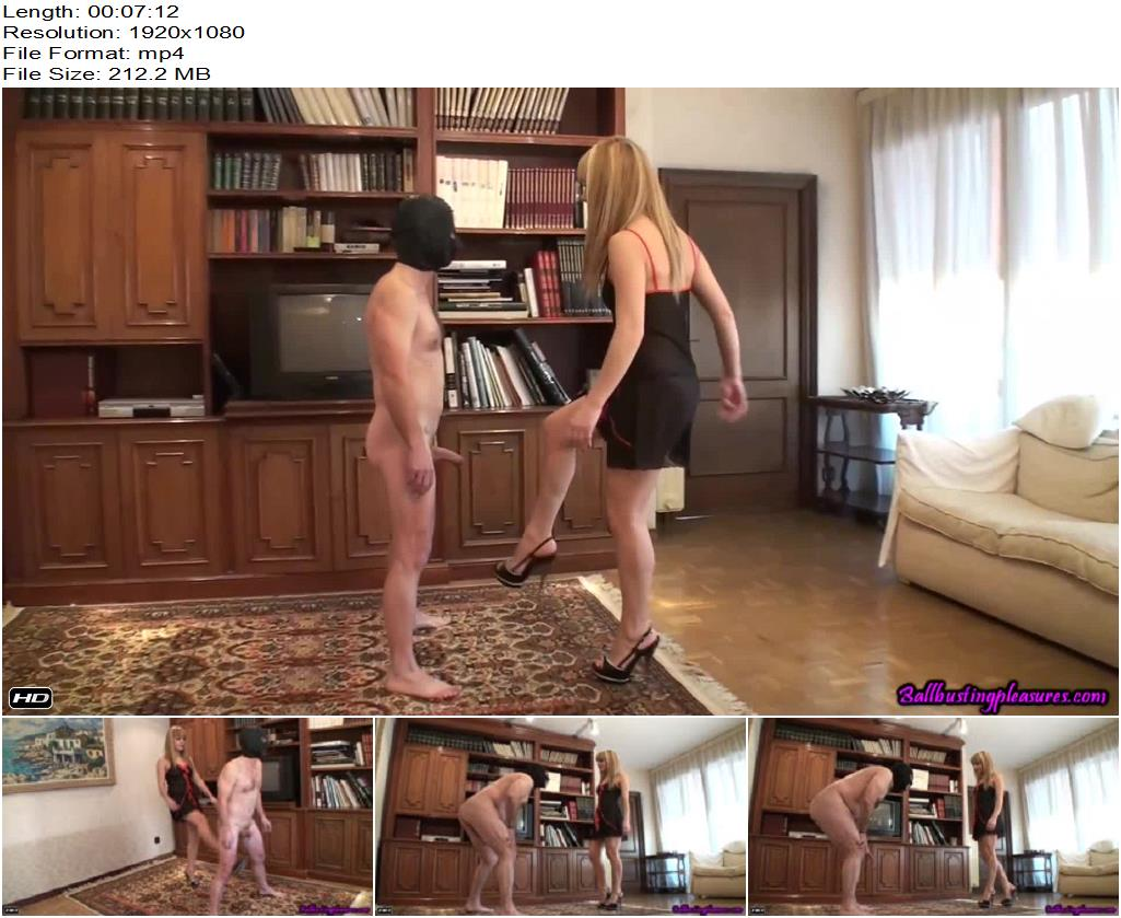 Ballbusting Pleasures – Two Balls are Insufficient -  Jacqueline - Ball Abuse, Ball Crashing