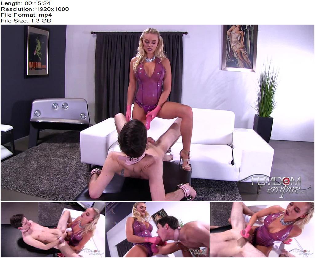 Club Stiletto FemDom – Good Pussy Licking Pet -  Lady Katy - Ass Smother, Bbw Ass Worship