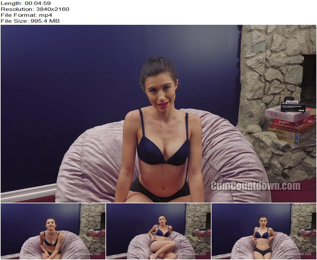 Cum Countdown – Goddess Nikki – Edge - Femdom, Dirty Talk