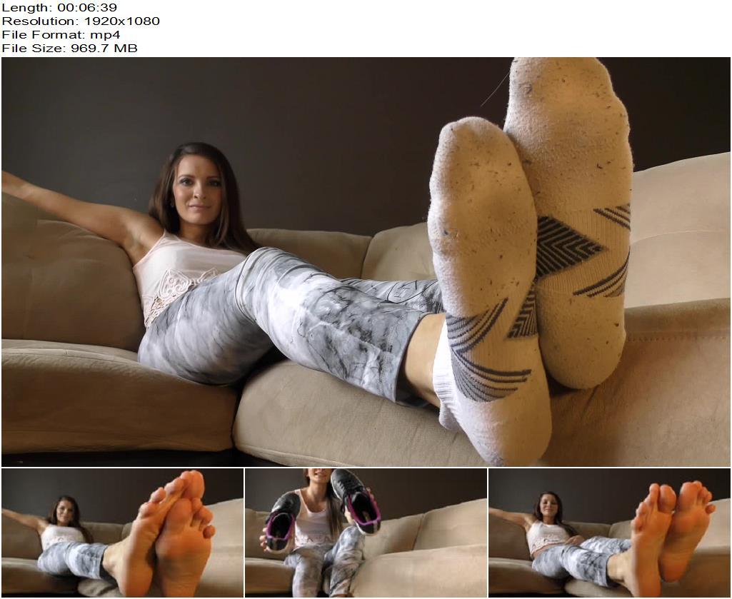 Dreamgirls in Socks – Felicia's Instructions - Socks Fetish, Footworship