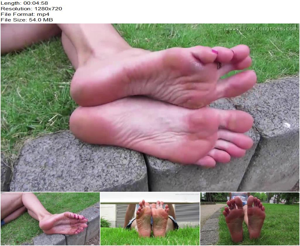 Eliza 2 – Foot Fetish - Footworship, Footlicking