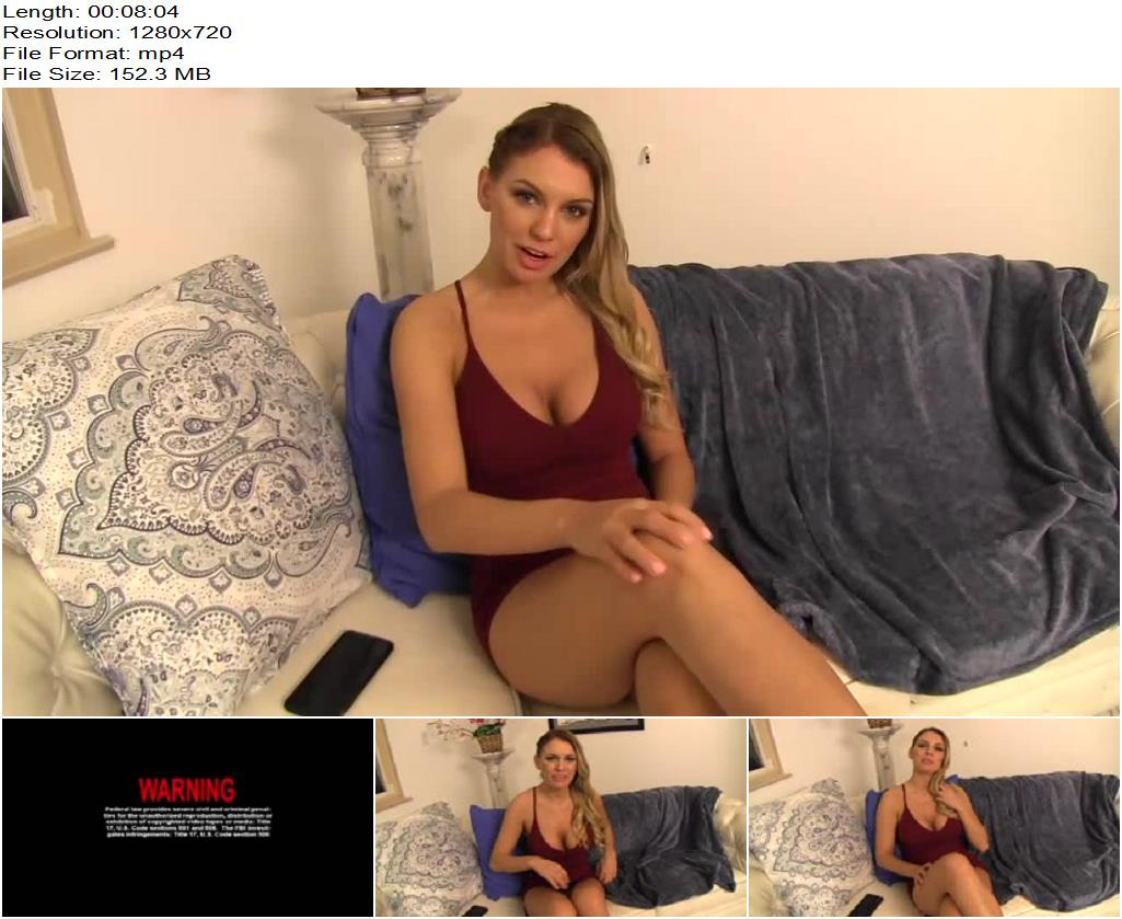Jerk Off Instructions – Kenzie Taylor – Jacking Off With My Boss's Bitchy Wife - Big Tits, Female Domination
