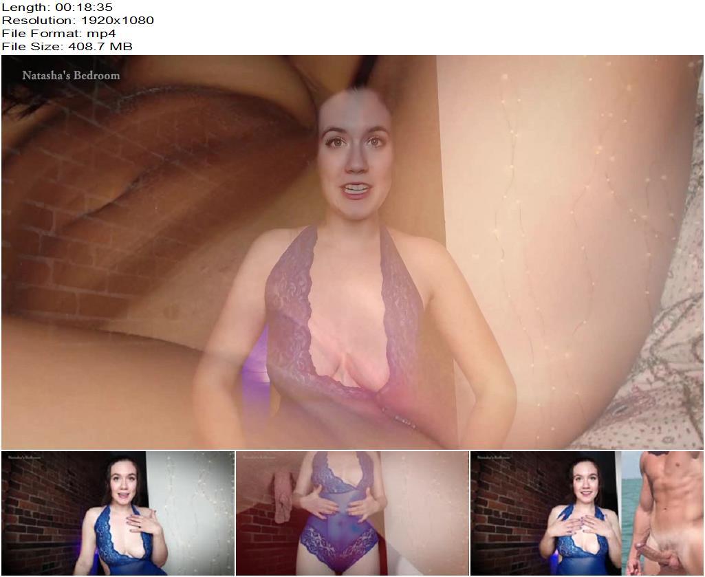 Natashas Bedroom – Only For Cock - Masturbation Instruction, Cock Worship