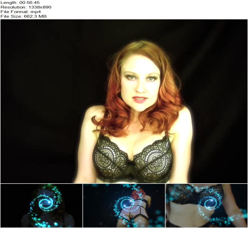 Phase 3 – Your fate is sealed - Hypnotic, Redhead