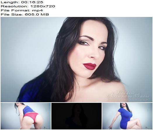 Goddess Alexandra Snow – Lose Your Name Trance - Erotic, Femdom