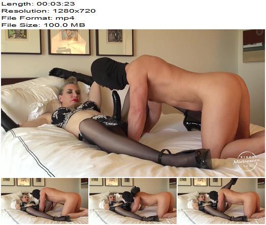 Kinky Mistresses – Goddess Severa – New Video - Female Domination, Femdom