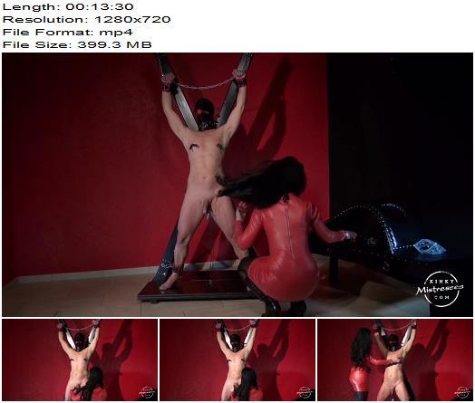 Kinkymistresses – Lady Luciana – Punished At The Cross - Bondage Male, Female Domination