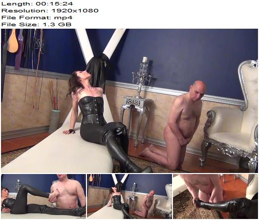 The Wolfe Sole Experience – Goddess Wolfe Needs Worshipping - Footworship, Heels Worship