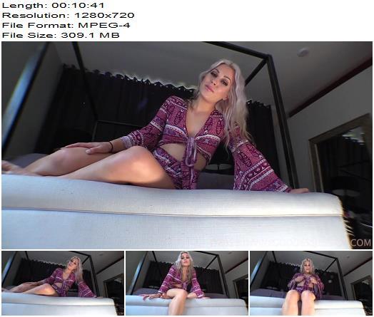 Divine Goddess Jessica - Slave For Me JOI - Jerk Off Instruction, Masturbation Encouragement