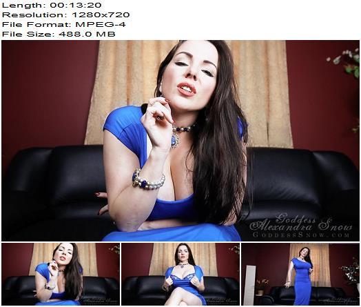 Goddess Alexandra Snow - Financial Contract - Pov, Blackmail Fantasy