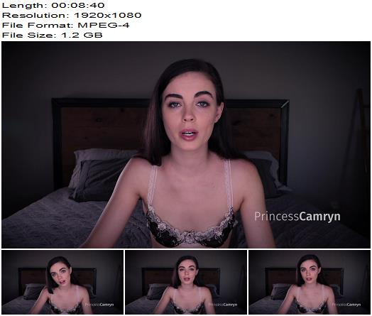 Princess Camryn – Fall Into Me - Jerk Off Instruction, JOI