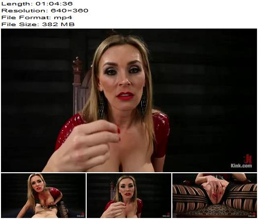 Kink Test Shoots – Tanya Tate – You are the LAST one to Penetrate Tanya Tate, A FemDom POV Fantasy - Latex, Female Domination