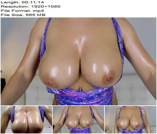 Larkin Love - Boob Physics Slowmo Titty Bounce Jiggle - Slow Motion, Tit Worship