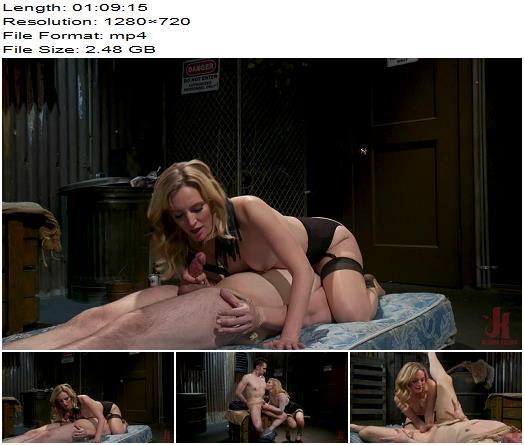 Divine Bitches – Mona Wales, Papa Georgio – Mona Wales milks her daddy's new associate for assets – Hot Femdom - Prostate Stimulation, Dildo Fucking