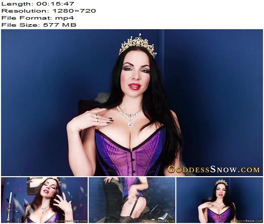 Goddess Alexandra Snow – I Am Your Queen Trance - Sexy, Hypno