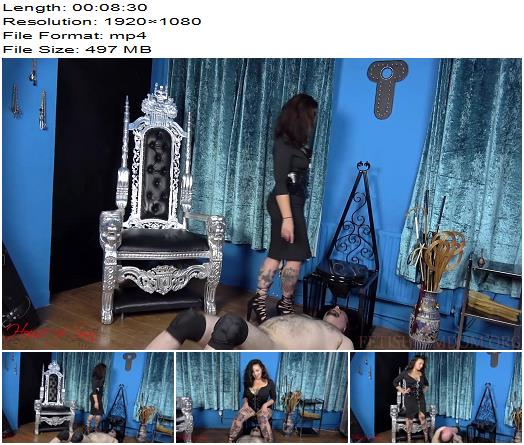 House of Sinn – Your New Life As Human Toilet – Goddess Kitty – Humiliation - Toilet Humiliation, Toilet Slavery