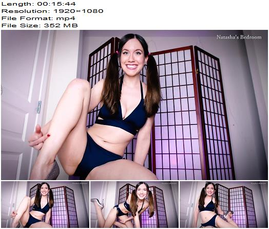 Natashas Bedroom – An SPH Task To Make Me Laugh - Small Dick Humiliation, Laughing