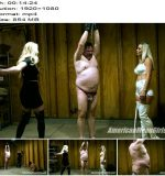 The Mean Girls – Goddess Platinum, Princess Amber – Whipped For An Attempted Escape (1080 HD) – Corporal Punishment - Bootdom, Female Domination