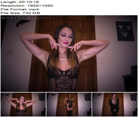 Bratty Bunny – Cuck Bitch Draining - Cuckolding, Femdom