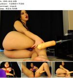 Countess Crystal Knight - Sissy Sex Machine Training - 45 Min Anal Masturbation Fuck Machine - Slave Training, Fucking Machines