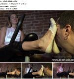 Dreamgirls In Socks – Felicia's Stinky Workout Feet  - Online, Foot Worship