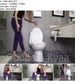 Goddess Kyaa – Toilet Fetish Humiliation 3 - Human Toilet, Toilet Slavery