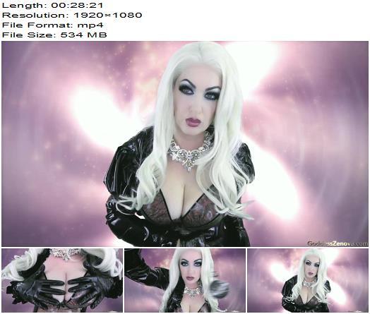 Goddess Zenova - Spellbound Cock  Hands Free Orgasm - Edging Games, Joi