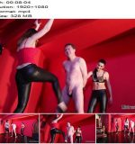 Mistress Iside – Pulverized Balls (1080 HD) – Mistress Scila – Ballbusting - Young Mistress, Dual Domination