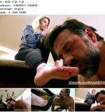 The Mean Girls – Princess Amber, Goddess Platinum – Our Feet Hurt (1080 HD) – Foot Worship - Humiliation, Female Domination
