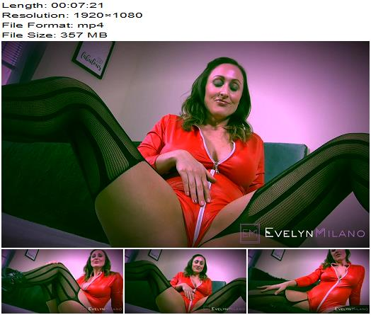 Evelyn Milano - Life Full Of Rejection - Verbal Humiliation, Femdom