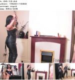 Femme Fatale Films – Frenzied Whipping – Complete Film -  Mistress Athena and Mistress R'eal  - : Femme Fatale Films, Single Tail