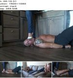 Goddess Zephy – Assaulted By High Heels (Again)!! (1080 HD) – Trampling - Trample, Footlicking