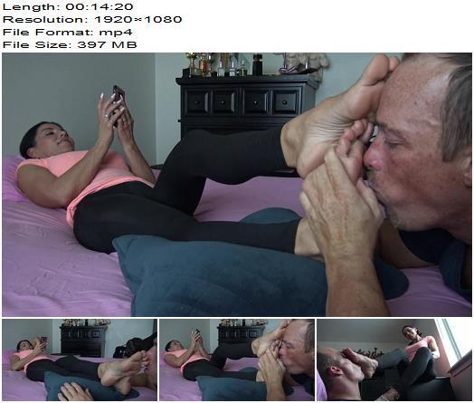 Goddess Zephy – Lick My Sweaty, Dirty Socks + Foot Massage! (1080 HD) – Foot Worship - Foot Licking, Sweaty Feet