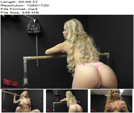 FEMBOT ACADEMY – Bibi Noel – Fembot Bibi Is Trained to Obey and Orgasm for Master's Pleasure – Assworship - Huge Boobs, Boobs Worship