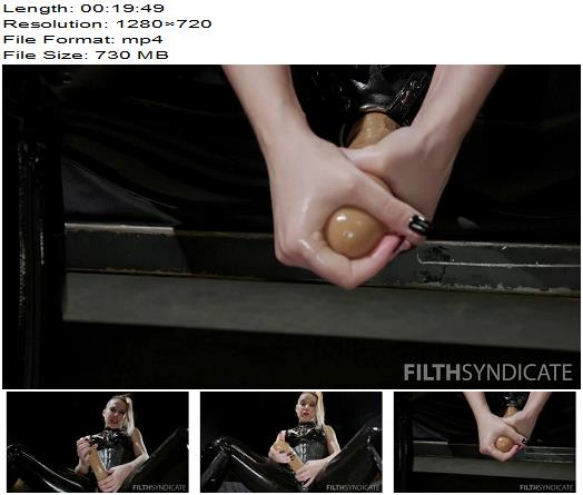 FILTH SYNDICATE – KINKY JOI – Miss Robin – Robin Ray's Blowjob Training - Strap On, Strap-On