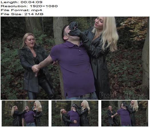 Femme Fatale Films – Being Evil – Complete Film – Athena and Eleise de Lacy – Smothering - Mistress Eleise de Lacy, Femme-Fatale