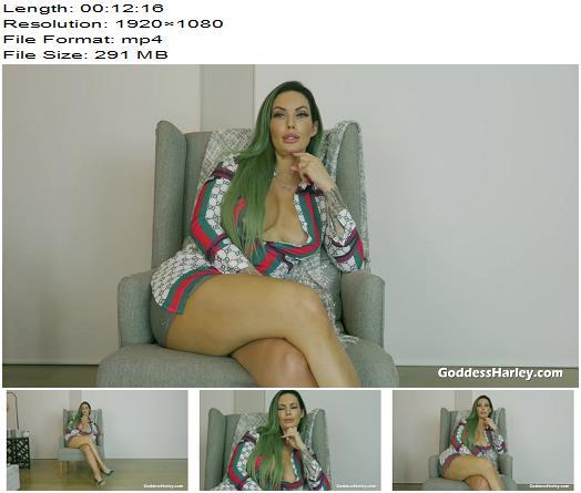 AMAZON Goddess Harley – Rules For Selfish Masturbators – Instructions - Female Domination, Female Supremacy
