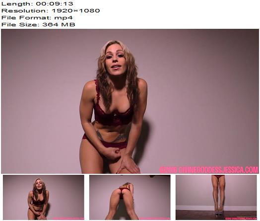 Divine Goddess Jessica - Goddess Is Life - Masturbation Instruction, Goddess Worship