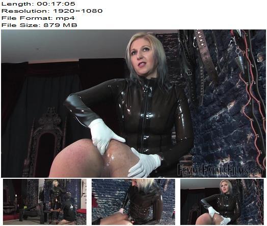 Femme Fatale Films – Deep & Hard – Super HD – Complete Film -  Mistress Johanna - : Femme Fatale Films