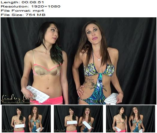 Lindsey Leigh – Ex Boyfriend Embarrassment Ft. Spoiled Brat Mabel – Humiliation - POV, Degradation