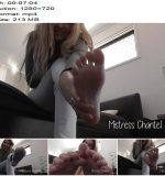 Mistress Chantel – Winter Boots Obsession – FinDom - POV, Painted Toes