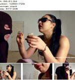 Mistress Gaia – Licking Baby Food From My Boots (720 HD) – Boot Worship - Boot Domination, Femdom