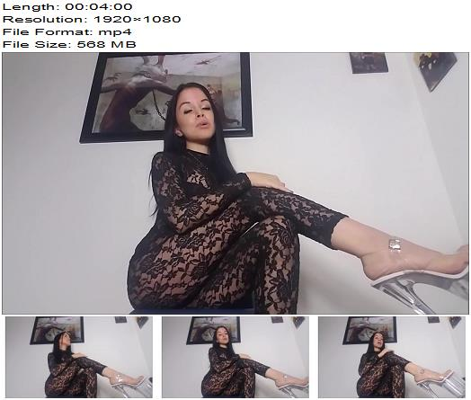 Obey Miss Tiffany – Another year same loser – Humiliation - Bodystockings, Lace