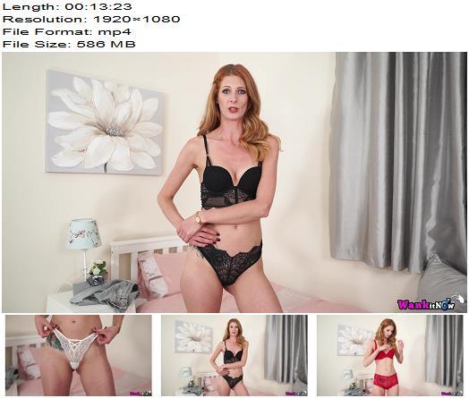 WankItNow – Leah – Help Me Choose – Instructions - Masturbation Encouragement, Jerk Off Encouragement