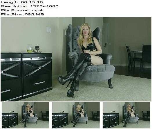 Charlotte Stokely – Disobedience Ruins Everything – Instructions - Femdom, Masturbation Instruction
