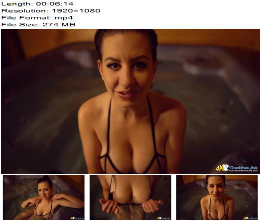 DownBlouse Jerk – Get Wet With Me – Teasing - Tease And Denial, Busty